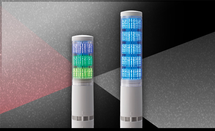 Multi-color LED Signal Tower