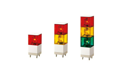 116mm square Revolving Light